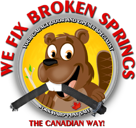We Fix Broken Springs